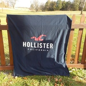 Hollister Blanket Throw 50X64